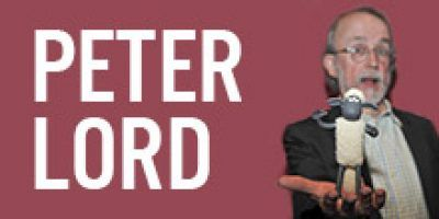 Entrevista a Peter Lord