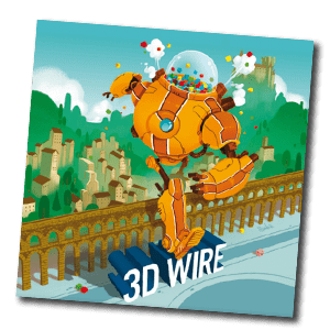 3D Wire 2016